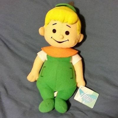 "Elroy Jetsons 14"" plush doll 2004 Toy Factory Hanna Barbera collector with tags"