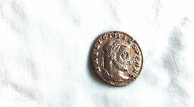 Licinius Very Good Condition. 25Mm Unwanted Size. Reverse Cleaning Unfinished