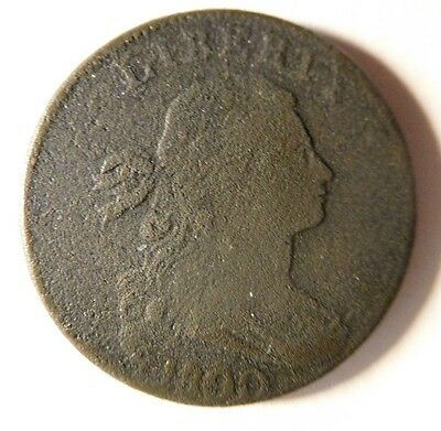 1800 Draped Bust Cent S-195 R-5