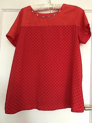 Mamas And Papas Maternity Top Size 12
