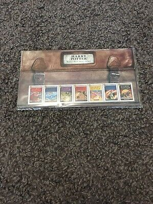 Harry Potter Royal Mail Mint Stamps