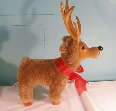 Robert Raikes Twinkles The Reindeer Stuffed Animal With Tags By Applause