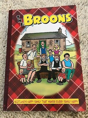 The Broons Book