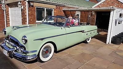 1953 Packard Convertible Ultra Rare Immaculate Classic American