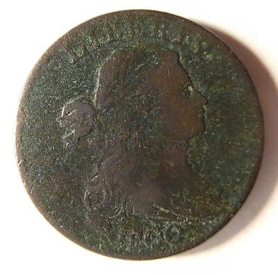 1800 Draped Bust Cent S-190 R-3