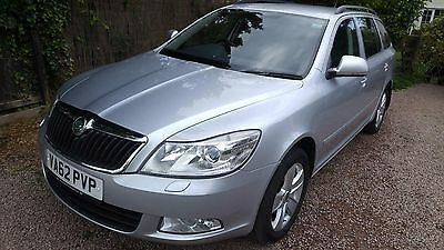 2013 Skoda Octavia 2.0L, FSH, 12m MOT, reliable, economical, faultless estate