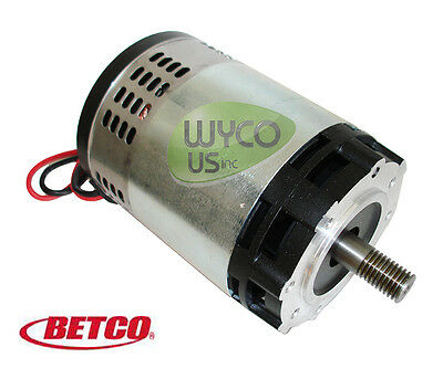 12V Brush Motor, Genie 14 Scrubber By Betco, E81555, 1500Rpm, 250W , New