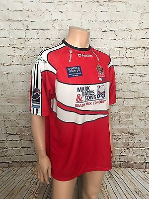 Oldham Rugby League Jersey, Size XXXL, Short Sleeved, Great
