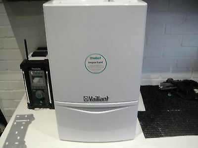 Vaillant condensing boiler ECO Tec Plus 415 heat only complete