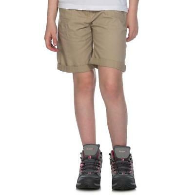 Peter Storm Girls' Chino Shorts Outdoor Clothing Beige