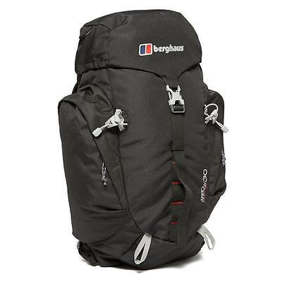 Berghaus Arrow 30 Rucksack Camping Rucksacks Daysacks Black