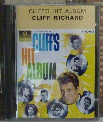 Cliff Richard The Hit Album  Minidisc Album. See description