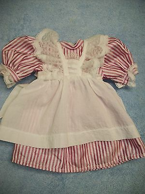 American Girl Samantha Birthday Dress and Pinafore