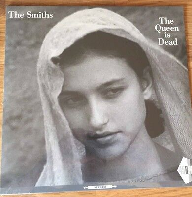 """The Smiths: The Queen Is Dead 12"""" Vinyl Record (Limited 31st Year Anniversary)"""