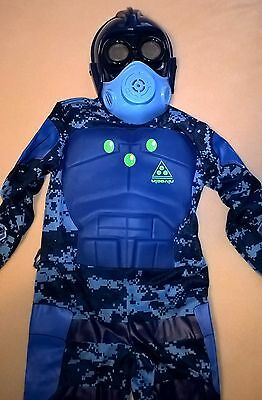 Stealth Warrior Costume (Small). RL1