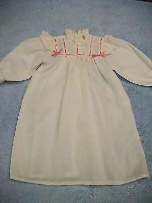 American Girl Samantha Nightgown