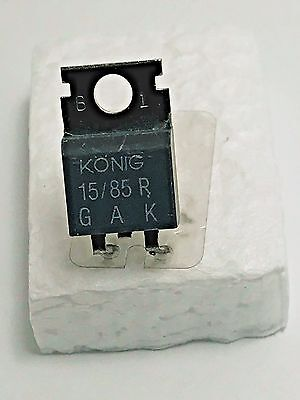 THYRISTOR 15 / 85R - KONIG - TO220AA - 900V - 5.5A -1 unit