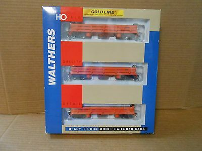 Walthers Gold Line Difco Dump Car (3-Pack) Csx 932-37905