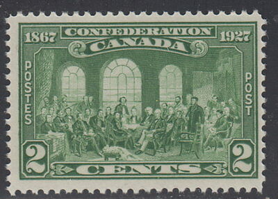 Canada #142 2¢ Fathers of Confederation Mint Never Hinged - F