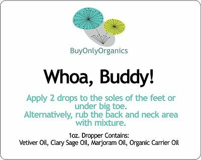 ADHD Ailment Remedy Young Living™ Essential Oils + Organic Carrier Oil FREE SHIP