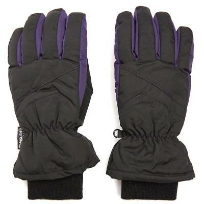 Peter Storm Womens Ski Gloves Outdoor Clothing Accessories Black