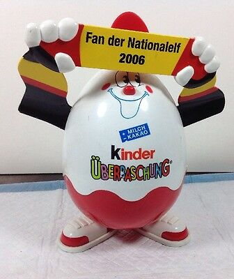 Kinder Egg Container - Advertizing Egg 2006