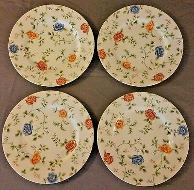 Queens Rose Chintz Dinner Plate Multi-Color