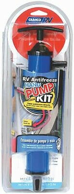 Camco Hand Pump Kit, For Pumping RV Antifreeze 36003