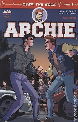 Archie (2015 2nd Series) #20A NM