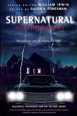 Supernatural and Philosophy by Irwin Paperback Book (English)