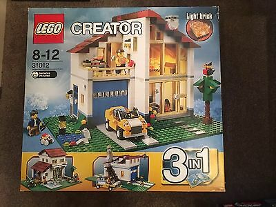 Lego - Creator - Family House - 31012 Brand new in Sealed Box