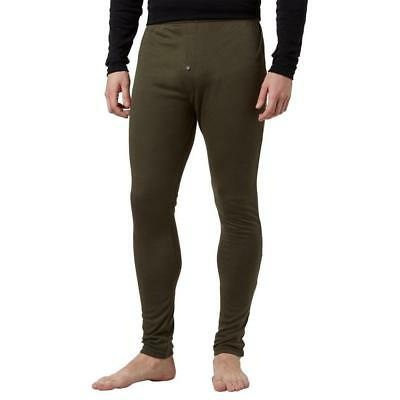 Peter Storm Mens Thermal Baselayer Pants Outdoor Clothing Green