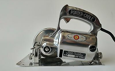 "Porter Cable 4A 4 1/2"" Trim Saw - Made in USA  -  ( Porter Cable 314 )"