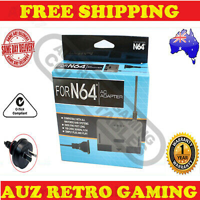Nintendo 64 N64 Power Supply Adapter Pack