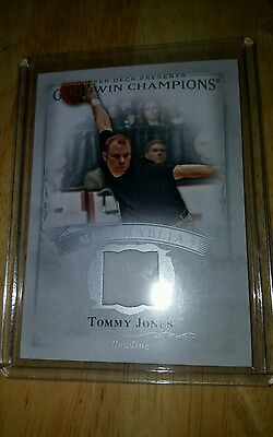 2016 Goodwin Champions TOMMY GOODWIN Memorablia (bowling) 32 PERFECT GAMES