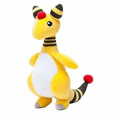 Pokemon Center Original Ampharos OA Plüsch Stofftier (Japan Import)