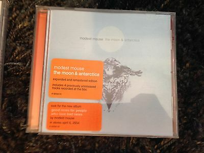 Modest Mouse - The Moon And Antarctica CD
