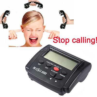 2x CT-CID803 Caller ID Box Call Blocker Stop Nuisance Devices Fixed Phones J6Y9