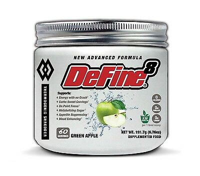 Define8 musclewerks, Strong thermogenic, Fat burner