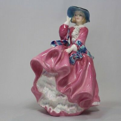 Royal Doulton Figurine Top of the Hill HN1849 Mint Condition