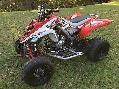 YAMAHA RAPTOR 700R special edition With DMC performance kit