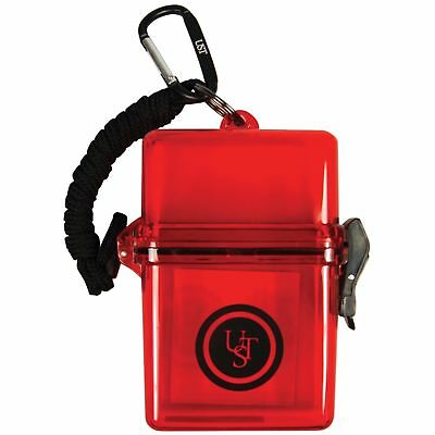 Ultimate Survival Technologies Watertight First Aid Kit 1.0 Red 22-Piece Light
