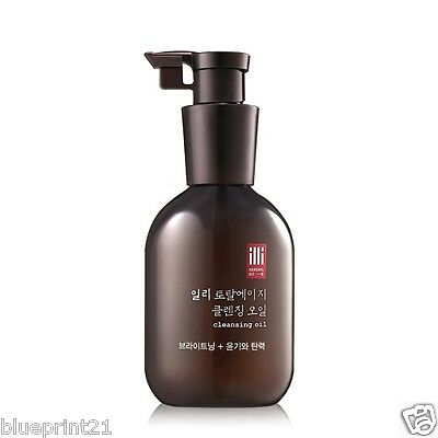 Amore Pacific Illi Total Age Cleansing Oil 200ml Brand New Free Shipping