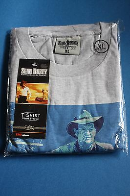 SLIM DUSTY T-SHIRT Unisex XL NEW WITH TAG
