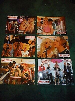 Hedwig & The Angry Inch - Original Set Of 8 French Lobby Cards