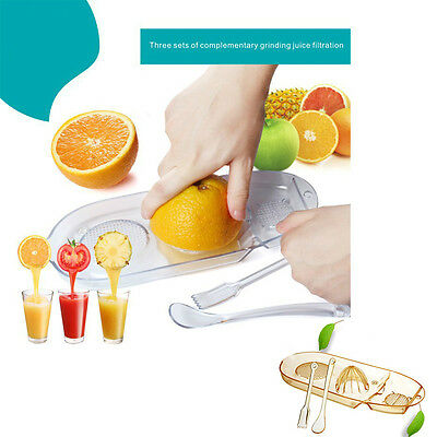 Baby Child Kids Safe Multifunctional Food Supplement Juice Making Grinder Filter