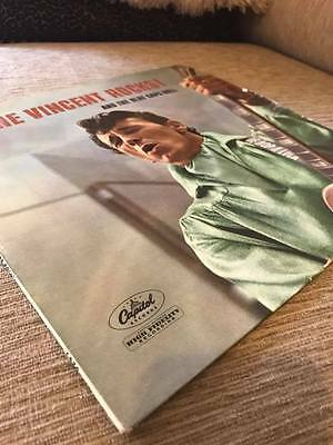 Gene Vincent Rock And The Blue Caps Roll Rare 1St Pressing Uk Lp