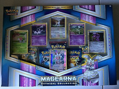 POKEMON Mythical Collection Magearna Box TCG Cards New/Sealed (Aus)