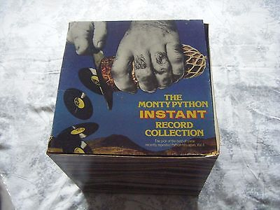 The Monty Python Instant Record Collection Vol. Ii - Box Sleeve Lp