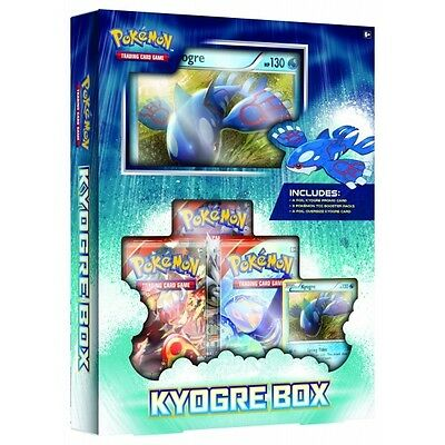 POKEMON Kyogre Box New/Sealed Rare Older Box Pokemon Trading Card Game (Aus)
